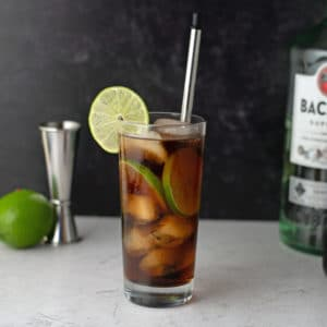 rum and coke cocktail recipe